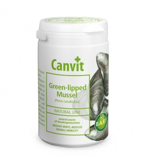 Canvit Natural Line Green-lipped Mussel plv 180g
