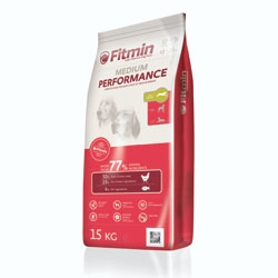 Fitmin dog medium performance 15kg